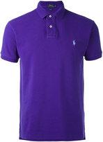 Polo Ralph Lauren logo polo shirt - men - Cotton - S