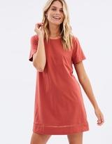 Taitha Jersey Tee Dress