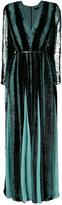 Elie Saab v-neck gown