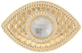 Anna Beck 18K Gold Plated Sterling Silver Mother of Pearl Third Eye Ring