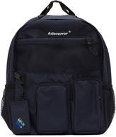 Ader Error ADER error Navy Cartridge Backpack