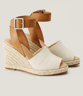 LOFT Espadrille Wedge Sandals