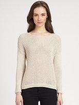 Joie Mori Cotton Sweater
