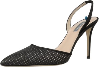 Sarah Jessica Parker Women's Bliss 90 Pointed Toe Sling-Back Pump
