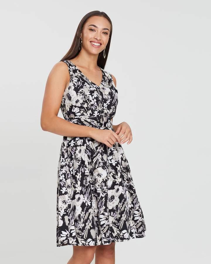 Forcast Callie A-Line Dress