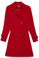 VC Vince Camuto Colored Trench Coat