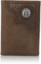 Ariat Men's Oil Rig Concho Tri-Fold