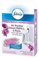 Febreze Scent Refill, Spring & Renewal, 2-pk
