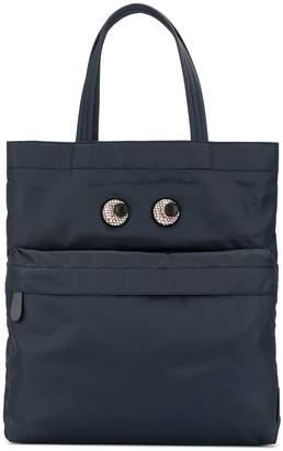 Anya Hindmarch Eyes large tote bag