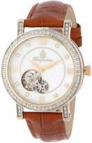 Burgmeister Women's BM511-285 Uppsala Automatic Watch