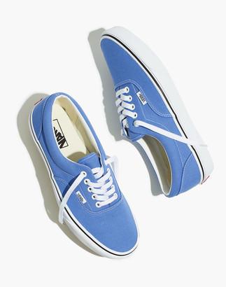 Madewell Vans Unisex Era Sneakers in Canvas