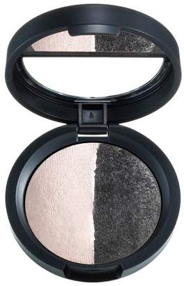 Laura Geller New York Baked Color Intense Eyeshadow Duo - Marble/Midnight
