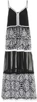 Jonathan Simkhai Embellished sleeveless dress