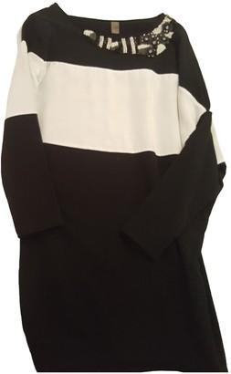 Jijil Black Cotton Dress for Women