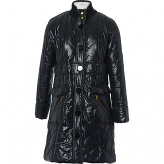Marc by Marc Jacobs Navy Polyester Coats