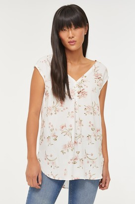 Ardene Eco-conscious Sustainable Fabric Top