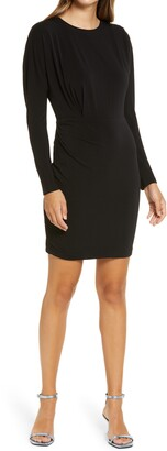 Ever New Long Sleeve Minidress