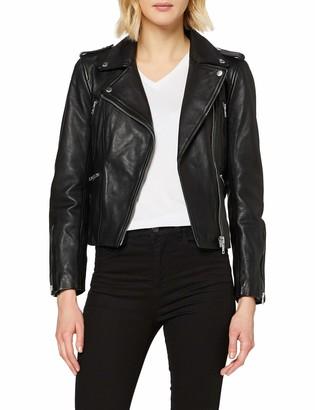 Superdry Women's LS Essentials Biker Jacket