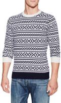 Fancy Jacquard Sweater