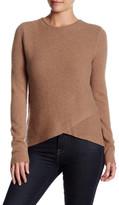 Cullen Tulip Hem Cashmere Sweater