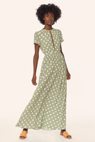 Mara Hoffman Keyhole Maxi Dress