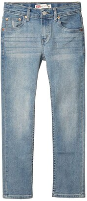 Levi's Kids 512 Slim Fit Taper Jeans (Big Kids) (Haight) Boy's Jeans