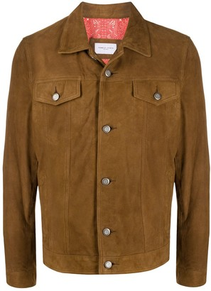 Family First Flap-Pocket Shirt Jacket