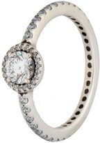 Pandora Ring Classic Elegance 190946CZ-54 - SIZE 7 / 54 by