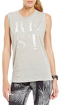 Lucy Graphic Tank