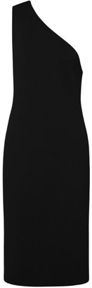 Bottega Veneta One-Shoulder Knit Dress