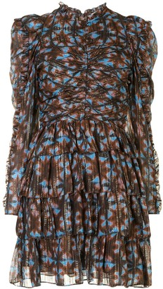 Ulla Johnson Twilight Prism print dress