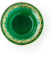 Neiman Marcus Hand Painted Holiday Soup Plates, Set of 4