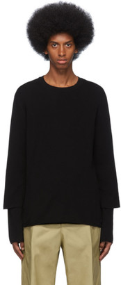 Comme des Garcons Black Gauge 12 Layered Sweater