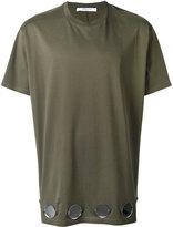 Givenchy Columbian-fit oversize T-shirt - men - Cotton - XS