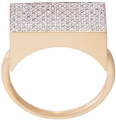 Ginette Ever rectangle ring