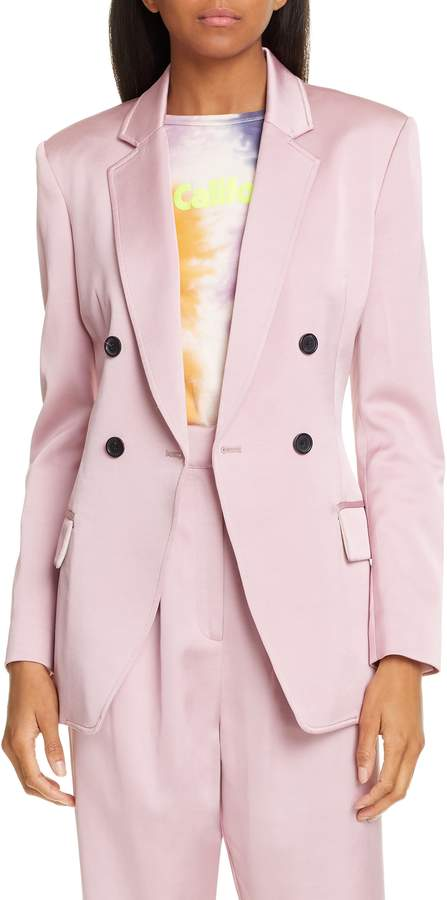 A.L.C. Sedgewick Double Breasted Suiting Jacket