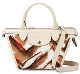 Longchamp Le Pliage Heritage Luxe Crossbody Bag