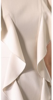 Temperley London Artina Ruffle Dress
