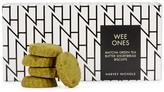 Harvey Nichols Wee Ones Matcha Green Tea Butter Shortbread Biscuits 150g