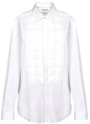 Bottega Veneta Panel Stretch poplin shirt