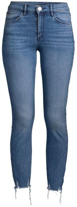 3x1 Mid-Rise Skinny Cropped Jeans