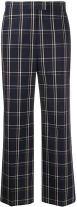 Frenken Checked Trousers