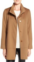 Fleurette Women's Loro Piana Wool Car Coat
