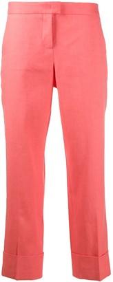 Fabiana Filippi Cropped Tailored Trousers