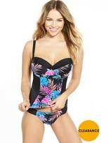 Very Controlwear Underwired Tankini Top