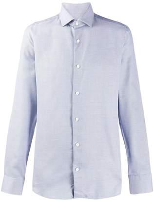 Ermenegildo Zegna striped fitted shirt