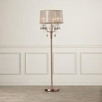 "Willa Arlo Interiors Letizia 62"" Candelabra Floor Lamp"