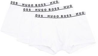 BOSS HUGO 50325403 100WHITE Natural (Veg)->Cotton