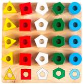 QToys Stacking Shape Pegs