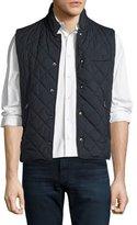 Ralph Lauren Diamond-Quilted Vest, Navy